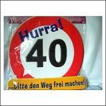 Geschenke 40 Geburtstag