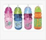 Trinkflaschen für Kinder mit Namen und Spruch