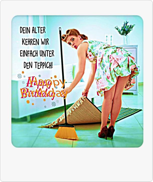 Depesche 3D Klappkarte 015d zum Geburtstag