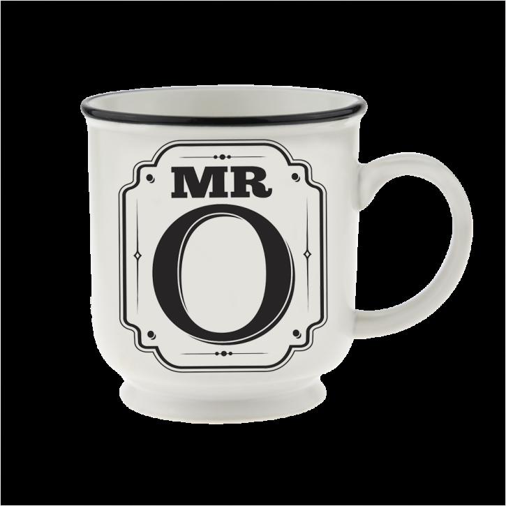 H&H Becher Mr O - für Hochzeit, Jubiläum und Jahrestag