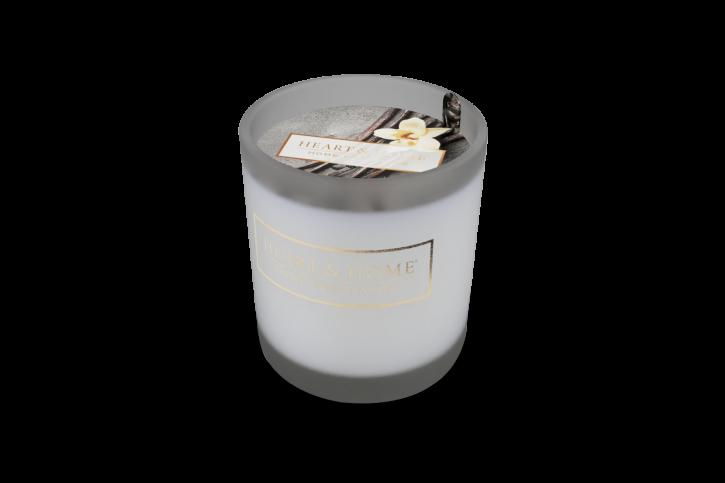 Heart & Home Herbst-Düfte Votivkerze im Glas Duftkerze Black Vanilla 45g Inhalt: 0,045 Kilogramm (222,00 € / 1 Kilogramm)