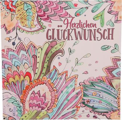 Geburtstagskarte mit Musik 3868-041 Herzlichen Glückwunsch
