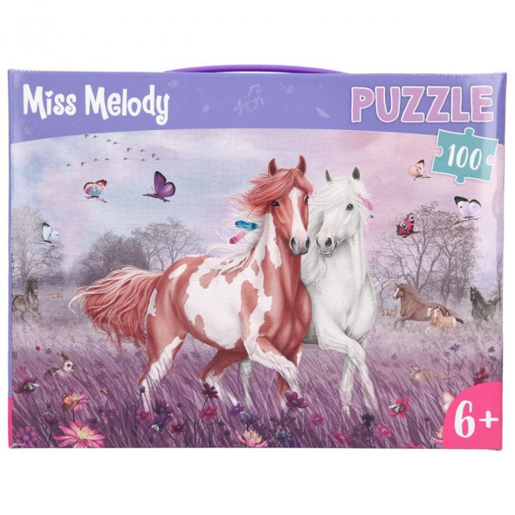 Miss Melody Puzzle 100 Teile