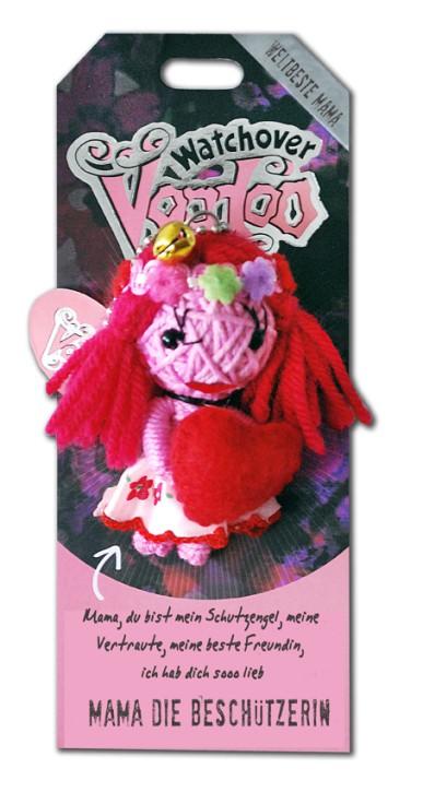 Watchover Voodoo Sammel Puppe mit Spruch Mama Beschützerin