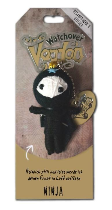 Watchover Voodoo Sammel Puppe mit Spruch Ninja