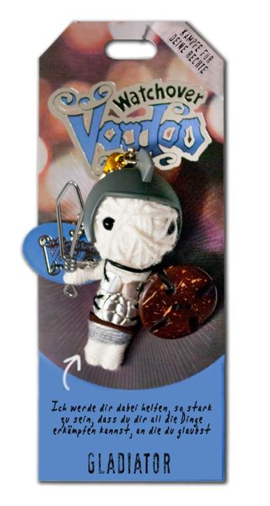 Watchover Voodoo Sammel Puppe mit Spruch Gladiator