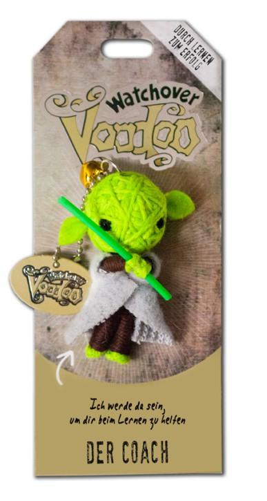 Watchover Voodoo Sammel Puppe mit Spruch Der Coach