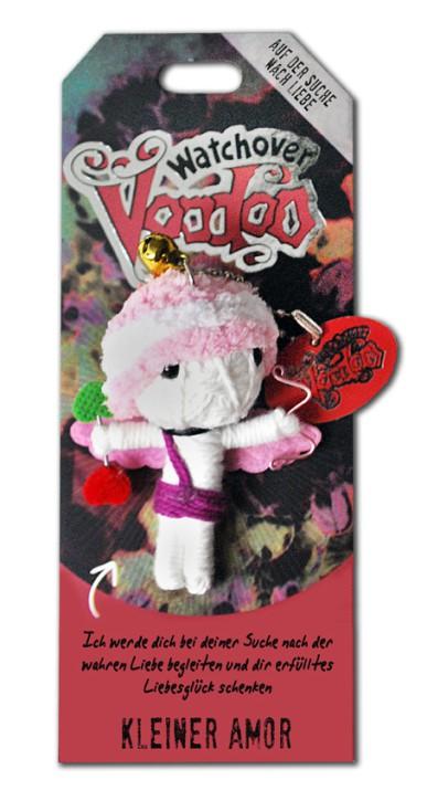 Watchover Voodoo Sammel Puppe mit Spruch Kleiner Amor