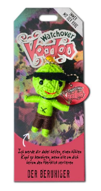 Watchover Voodoo Sammel Puppe mit Spruch Der Beruhiger