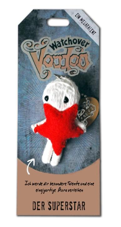 Watchover Voodoo Sammel Puppe mit Spruch Der Superstar