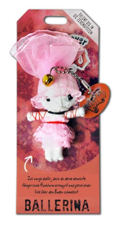 Watchover Voodoo Sammel Puppe mit Spruch Ballerina