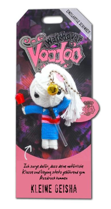 Watchover Voodoo Sammel Puppe mit Spruch Kleine Geisha