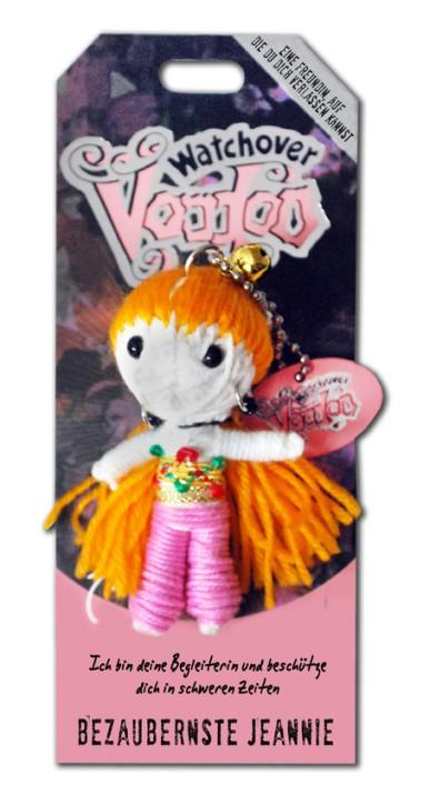 Watchover Voodoo Sammel Puppe Spruch Bezaubernste Jeannie