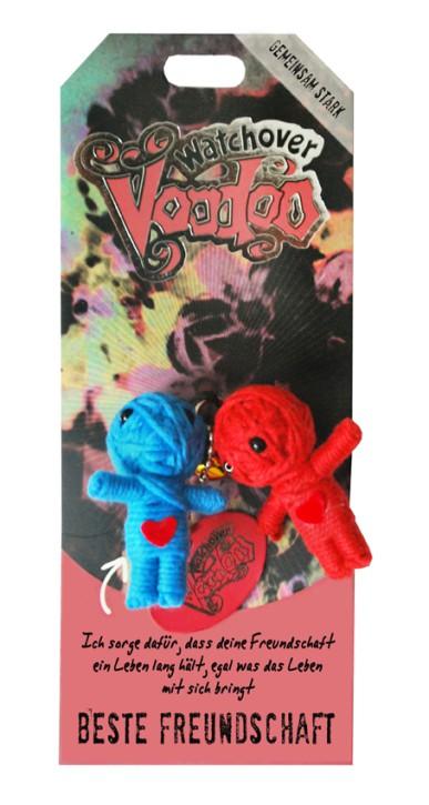 Watchover Voodoo Sammel Puppe mit Spruch Beste Freundschaft
