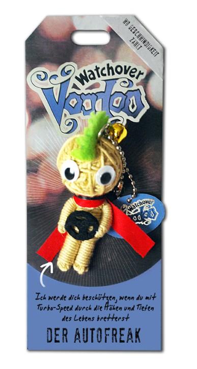 Watchover Voodoo Sammel Puppe mit Spruch Der Autofreak