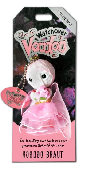 Watchover Voodoo Sammel Puppe mit Spruch Braut