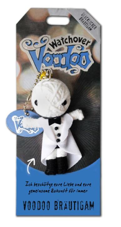 Watchover Voodoo Sammel Puppe mit Spruch Brutigam