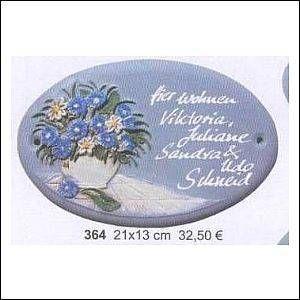 Haustürschilder Klassik Art 364