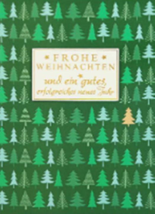 Lustige Weihnachtskarte Klappkarte Frohe Weihnachten und ein gutes ...