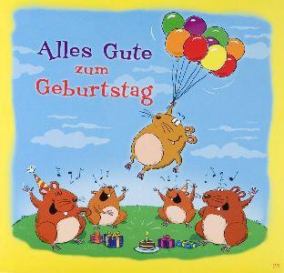 Geburtstagskarte mit Musik 3868-026