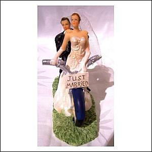 Hochzeitspaar Figur