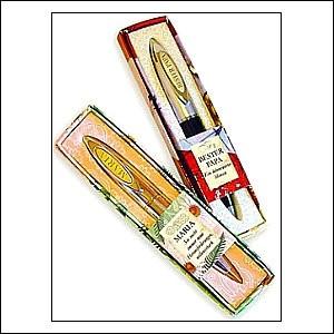 Kugelschreiber Buchstabe B
