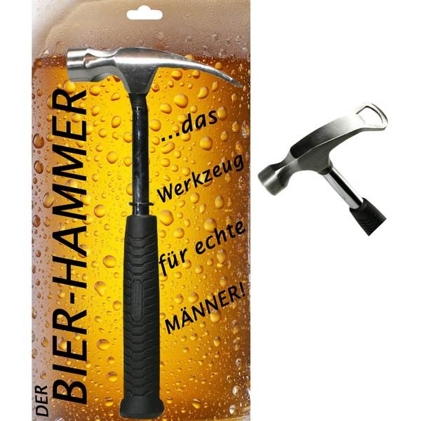 Flaschenöffner Hammer Bieröffner