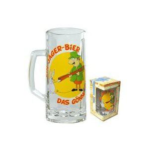 Bierglas Jäger-Bier
