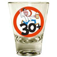 Schnapsglas 30 Jahre