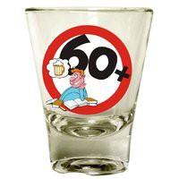 Schnapsglas 60 Jahre