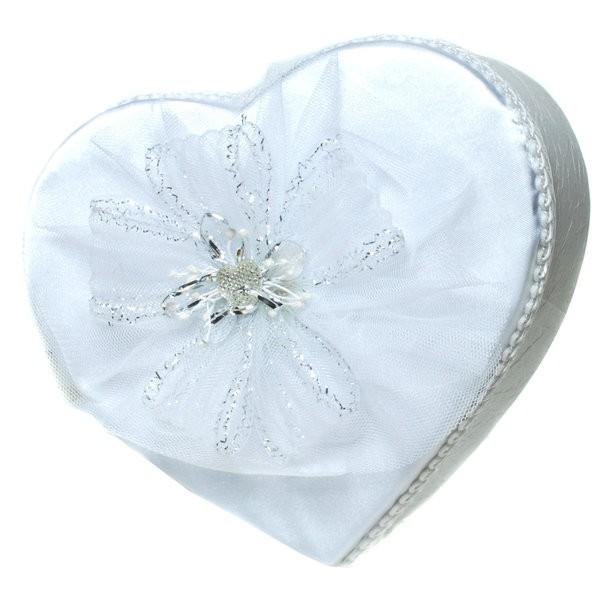 Herz-Geschenkschachtel