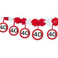 Party-Girlande 40