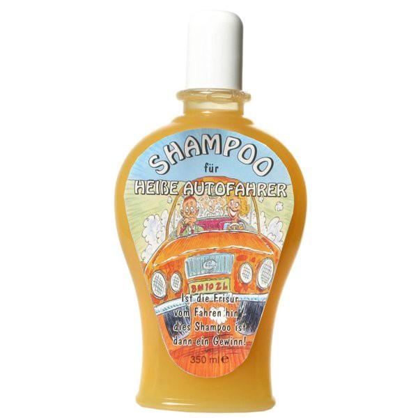 Spaß-Shampoo 350 ml Haarwäsche für Autofahrer (Grundpreis 26 Euro/l)