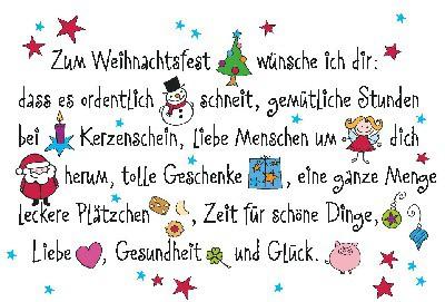 Lustige Weihnachtskarte 8634-015