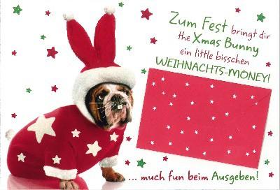 Lustige Weihnachtskarte 8634-032