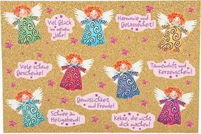 Postkarten Weihnachten X-MAS Dreams 8636-047