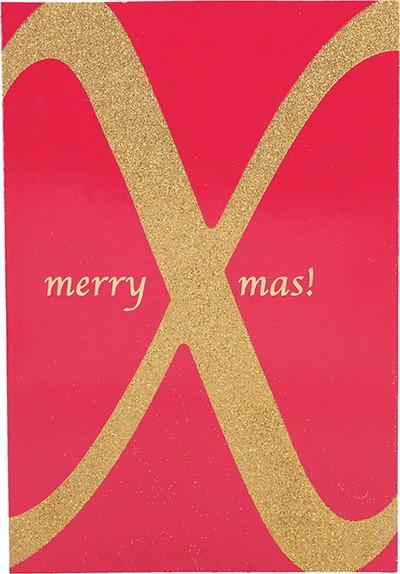 Postkarten Weihnachten X-MAS Dreams 8636-053