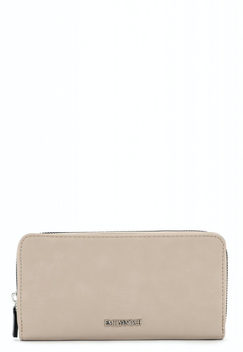 EMILY & NOAH Geldbörse Erika sand 420 19,5cm Damentaschen Handtaschen Shopper