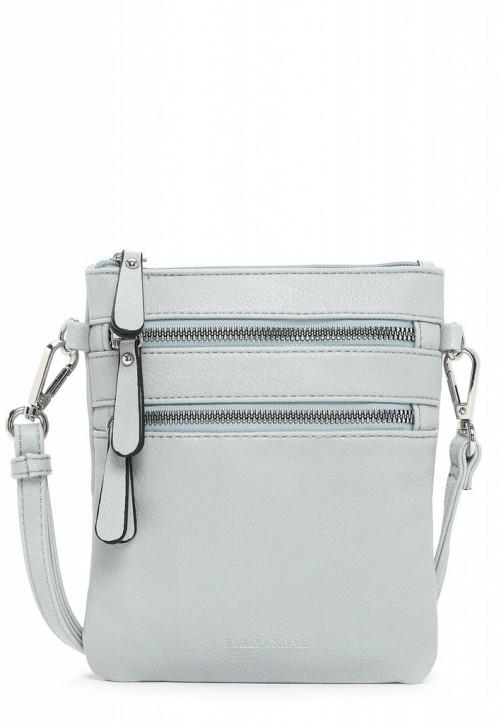 EMILY & NOAH Umhängetasche Emma lightsky 531 19cm Damentaschen Handtaschen Shopper