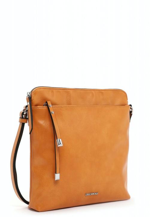 EMILY & NOAH Umhängetasche Elif 19cm orange 610 Damentaschen Handtaschen Shopper