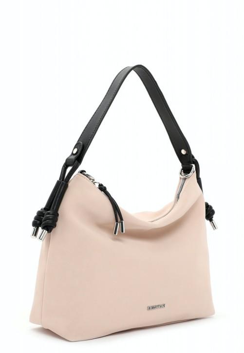 EMILY & NOAH Beutel Erika rose 650 35cm Damentaschen Handtaschen Shopper