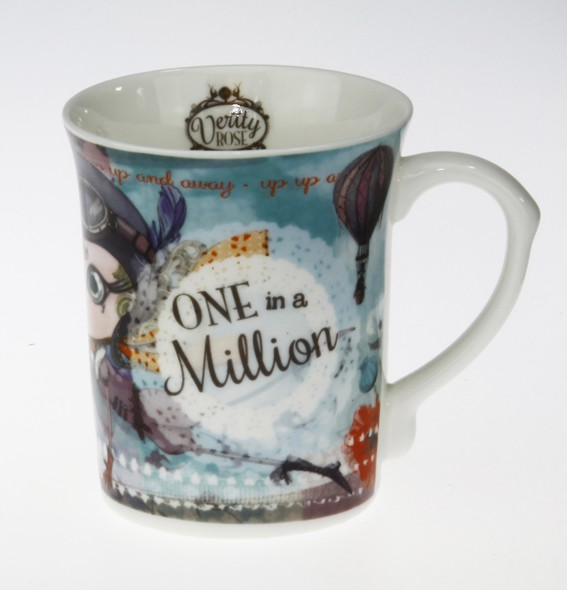 Verity Rose Becher mit Spruch One in a Million