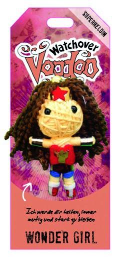 Watchover Voodoo Sammel Puppe mit Spruch Wonder Girl