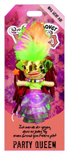 Watchover Voodoo Sammel Puppe mit Spruch Party Queen