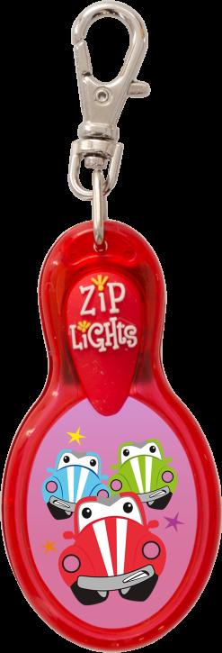 John Hinde Zip Light Autos