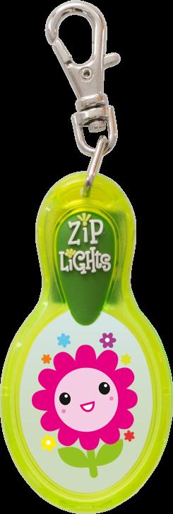 John Hinde Zip Light Blumen