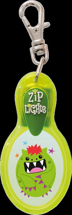John Hinde Zip Light Charakter Monster