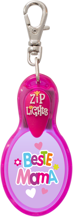 John Hinde Zip Light Beste Mama