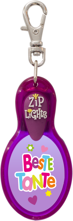 John Hinde Zip Light Beste Tante