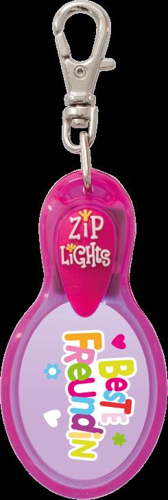 John Hinde Zip Light Beste Freundin